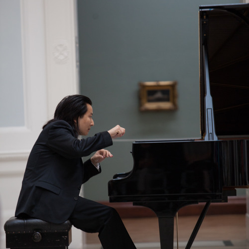 Frederic Chopin Etude in C major, op. 10 no. 1 plus Leopold Godowsky Study no. 1 in C major