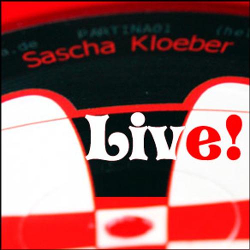 Sascha Kloeber Songs Live