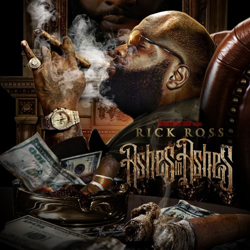 Rick Ross - Ashes To Ashes (feat. KC) (Edited)