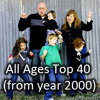 All Ages Top 40 (From 2000)