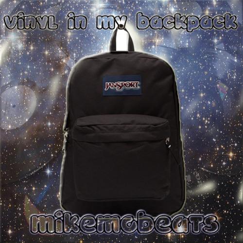 Vinyl In My Backpack