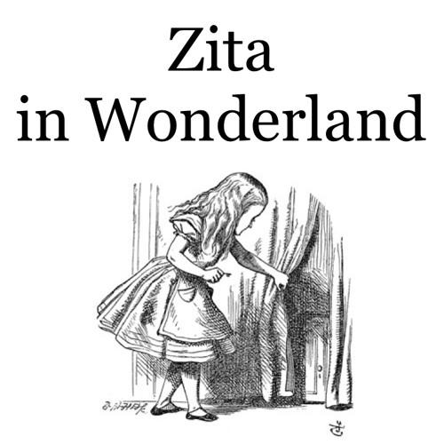 Zita in Wonderland - Book I - played by Hal Freedman- www.beneking.com/zita