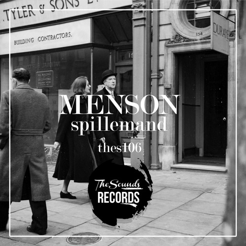 Menson - Spillemand (THES106)