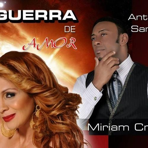 Anthony Santos @_ElMayimbe_ Ft @MiriamCruz Guerra de Amor @JoseMambo.com @CongueroRD.com