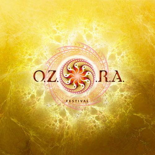Otezuka (Iono Music) @ OZORA 2013 (09.08.2013 2pm Hungary)