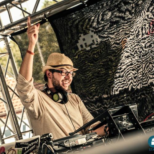 Ben Brown @ Stadt, Land, Bass Festival 2013
