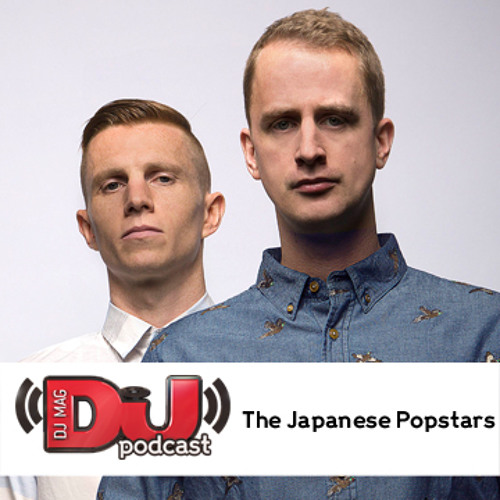 DJ Weekly Podcast: The Japanese Popstars