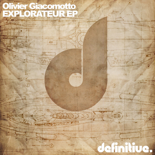 Olivier Giacomotto - Journey To The Center Of House (Original Mix)