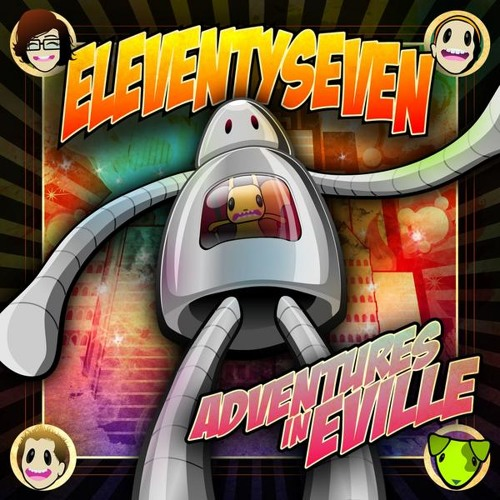 Evil Genius (The Jellyrox Remix) - Eleventyseven