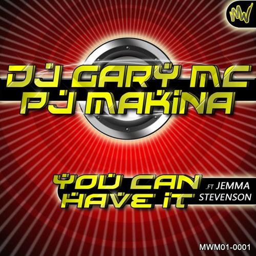 DJ Gary MC & PJ Makina - Bonkers (OUT NOW)