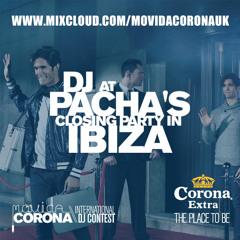 Luke Gribben - Movida Corona UK