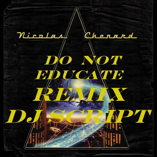 do not educate remix dj script