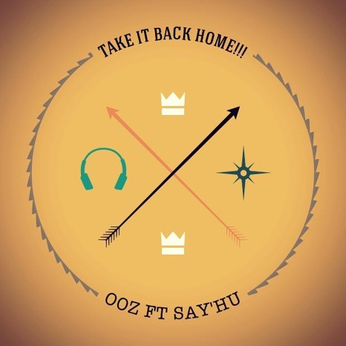 Take it back home feat.  SAY'HU (prod. @pmancini)