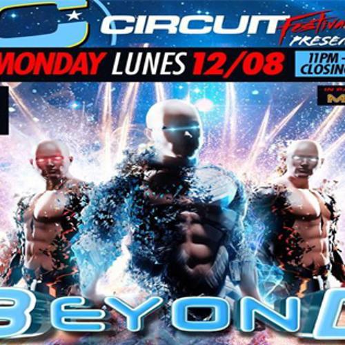 BeyonD (Dj Cindel Live @ Circuit Barcelona Festival 2013)