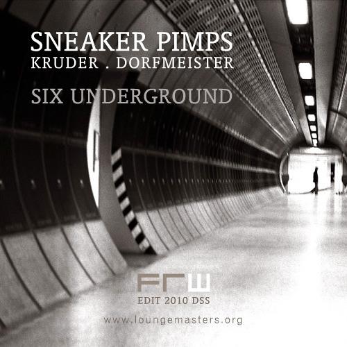 Sneaker Pimps feat K&D - six underground (Lounge Master 2010)