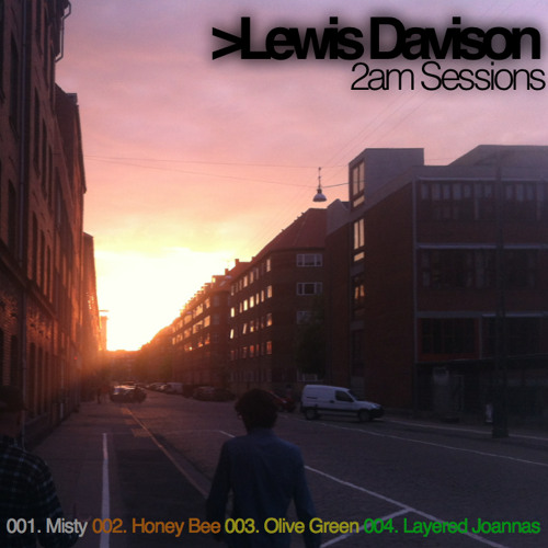 003. Olive Green - Lewis Davison (2am Sessions EP)