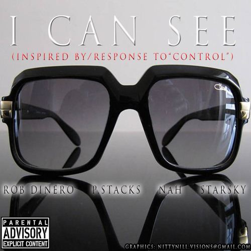 I CAN SEE (INSPIRED BY/RESPONSE TO CONTROL)