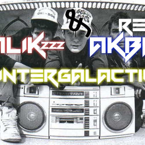 Beastie boys - Intergalactic (Remix MALiKzzz & Akbar)