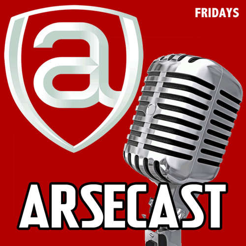 Arseblog arsecast Episode 282 - Sign your name across my arse