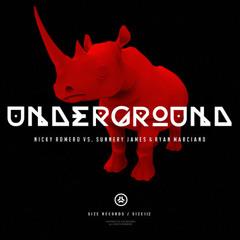 Nicky Romero, Deniz Koyu, Sunnery James & Ryan Marciano - Hertz Underground (Dretta Mashup)