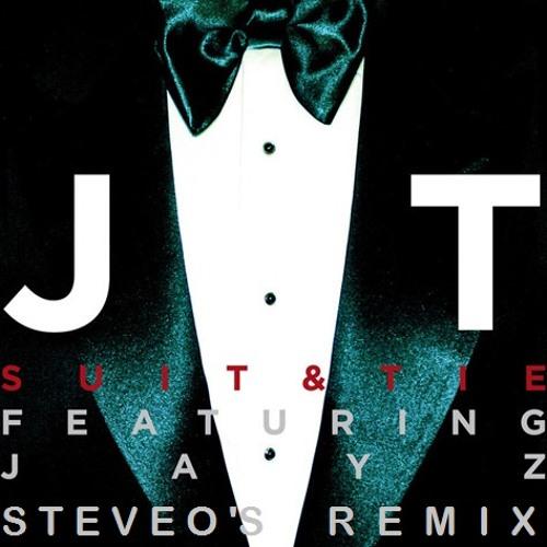 Justin Timberlake-Suit & Tie (Steveo's Bootleg)
