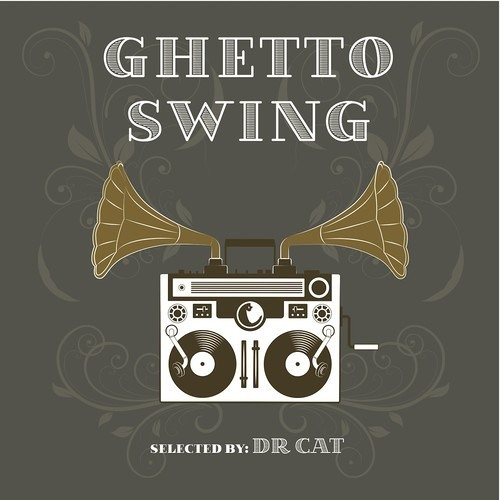 """GHETTO SWING"" Compiled by Dr Cat ( Jon Bongly Minimix )"