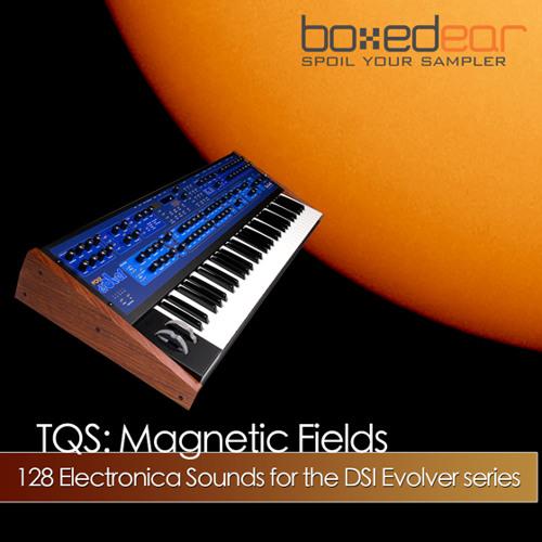 TQS: Magnetic Fields for Evolver preset - EHarpDrops