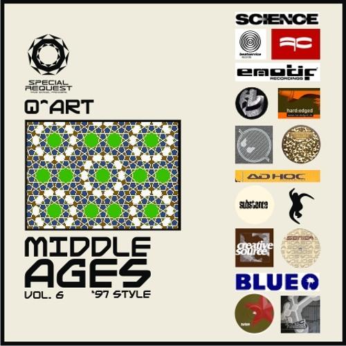 DJ Q^ART - Middle Ages ('97 Style) Vol. 6