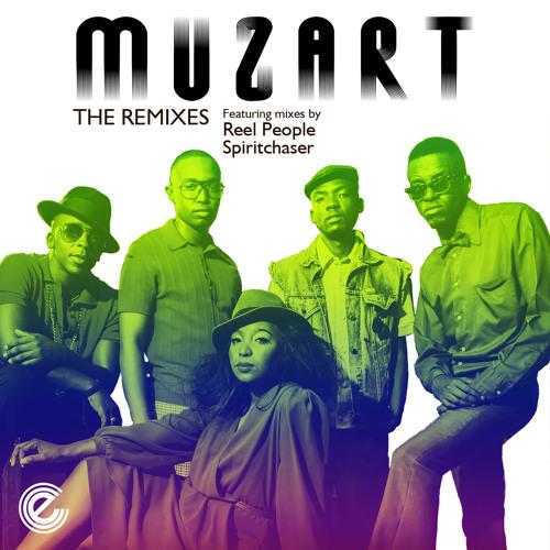 Muzart - The Great I Am (Spiritchaser Remix)