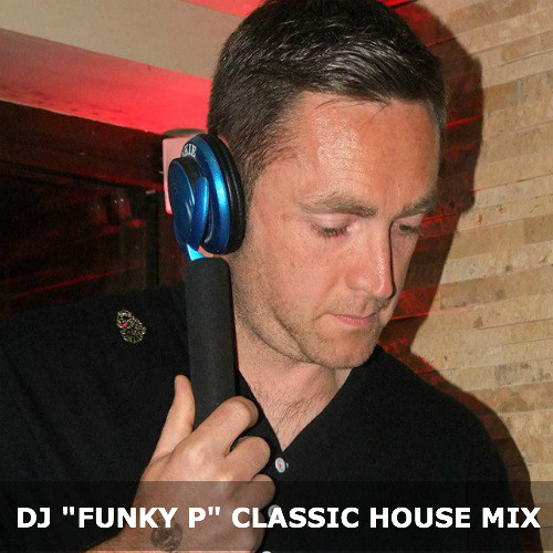 """""""FUNKY P """" In Da Mix For """"Groove Odyssey Sessions"""" AUG 2013"""