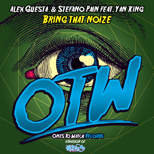 Alex Guesta vs Stefano Pain feat. Yan King - Bring That Noize