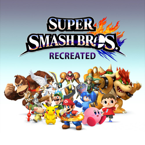 Super Smash Bros. for 3DS/Wii U – E3 2013 Theme (Recreated)