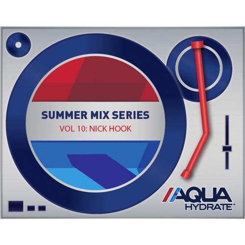 AQUAhydrate Summer Mix Vol. 10: Nick Hook