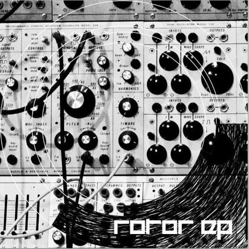 "Vinyl Preservation Syndicate 06 ""Rotor EP"""