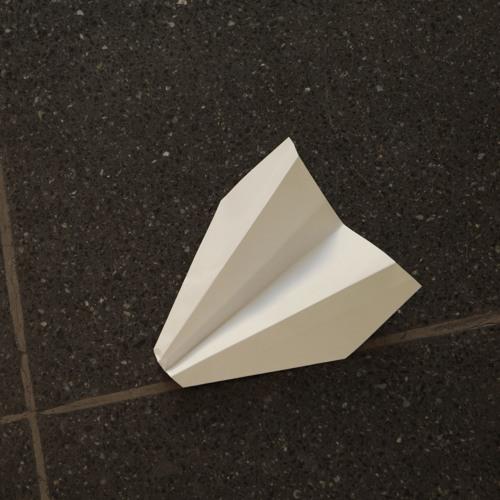 Papierflieger (film in description)