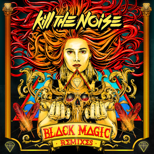 Black Magic Remixes EP Teaser