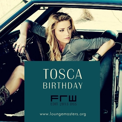 Tosca & Lee Taylor - birthday (FRW Lounge Master edit 2013)