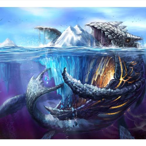 Alien Sea   *unfinished*