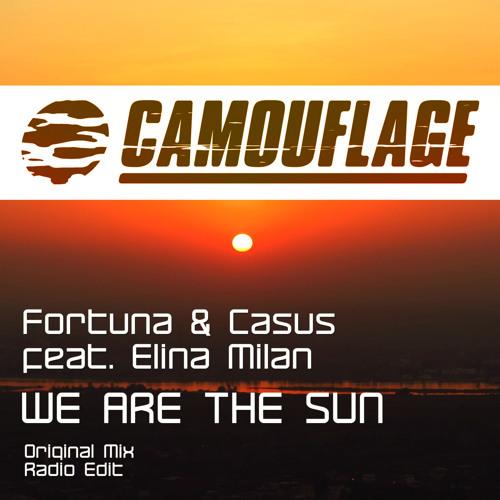 Fortuna & Casus feat Elina Milan - We are the sun (Radio)