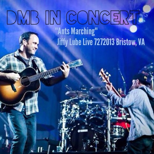 Ants Marching - Dmb In Concert