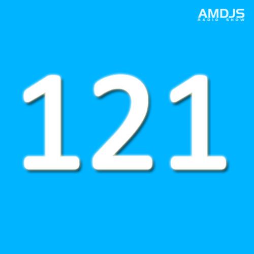 AMDJS Radio Show VOL121 (Feodor AllRight & Elena Mechta)