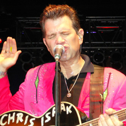 Chris Isaak And Kenny Dale Johnson part 1