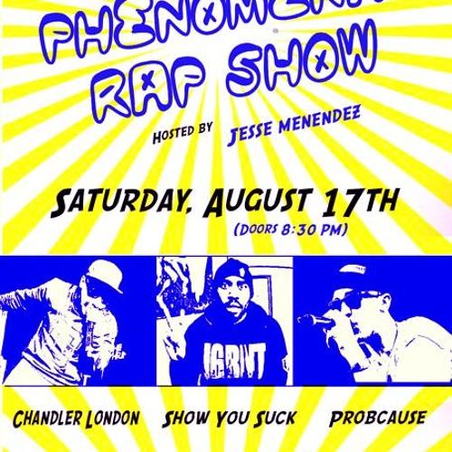 Vocalo presents: The Phenomenal Rap Show