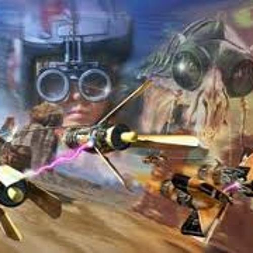 Star Wars Podrace - In Hot Pursuit