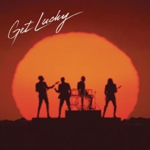 Get Lucky ( Daft Punk ) - Disco Meets Complextro ( DJ NYK Mix )