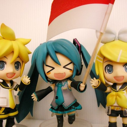 Cokelat - Bendera ~ Happy Independence Day, INDONESIA! ~