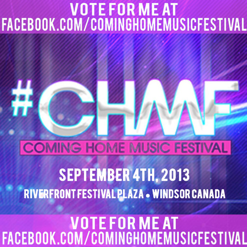 Coming Home Music Festival 2013 DJ Competition Mix
