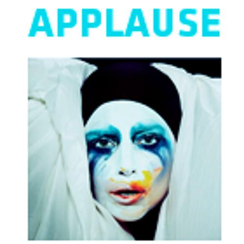 Lady Gaga - Applause Featuring Serkan Demirel (Studio Remix)