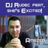 DJ Rudec & She´s excited! - Amazed