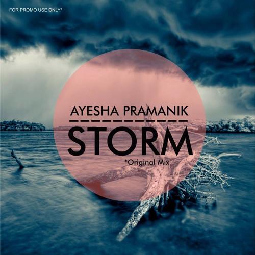 STORM (Original Mix) Ayesha Pramanik  (Teaser) out on MIDI MOOD RECORDS